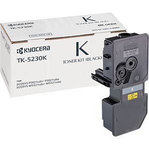 Toner - Kyocera - schwarz - TK-5230K - original KYOCERA 1T02R90NL0