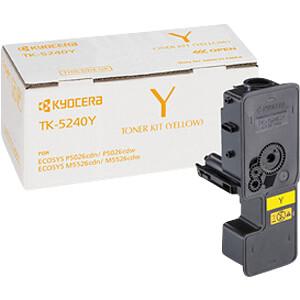 Toner - Kyocera - gelb - TK-5240Y - original KYOCERA 1T02R7ANL0