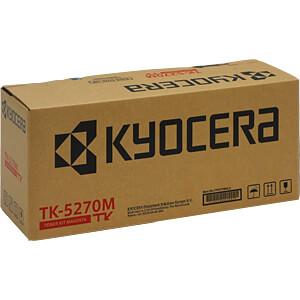 Toner - Kyocera - magenta - TK-5270M - original KYOCERA 1T02TVBNL0