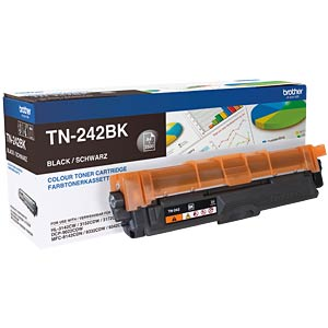 Toner - Brother - schwarz - TN-242 - original BROTHER TN242BK