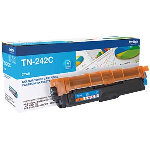 Toner - Brother - cyan - TN-242 - original BROTHER TN242C