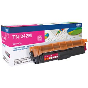 Toner - Brother - magenta - TN-242 - original BROTHER TN242M