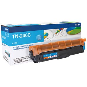 Toner - Brother - cyan - TN-246 - original BROTHER TN246C