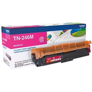 Toner - Brother - magenta - TN-246 - original BROTHER TN246M