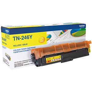 Toner - Brother - gelb - TN-246 - original BROTHER TN246Y