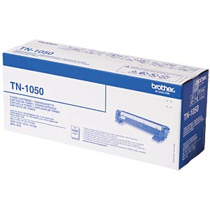 Toner - Brother - schwarz - TN-1050 - original BROTHER TN1050