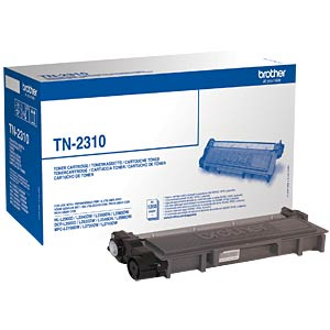 Toner - Brother - schwarz - TN-2310 - original BROTHER TN2310