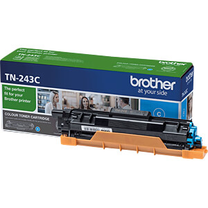 Toner - Brother - cyan - TN-243 - original BROTHER