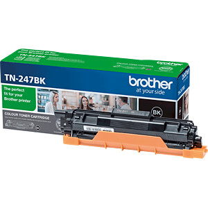 Toner - Brother - schwarz - TN-247 - original BROTHER