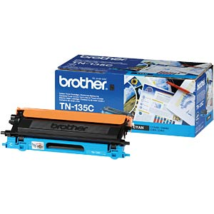 Toner - Brother - cyan - TN-135 - original BROTHER TN135C
