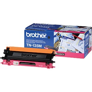 Toner - Brother - magenta - TN-135 - original BROTHER TN135M