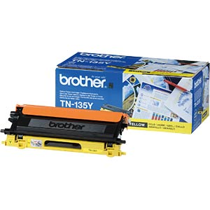 Toner - Brother - gelb - TN-135 - original BROTHER TN135Y