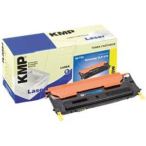 Toner - Samsung - gelb - Y4092S - rebuilt KMP PRINTTECHNIK AG 1363,0009