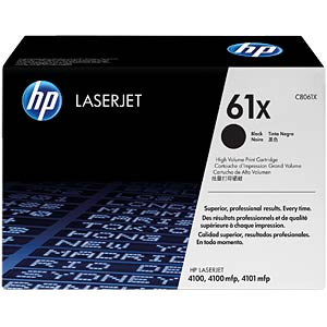 Toner for HP LaserJet 4100…, black HEWLETT PACKARD C8061X