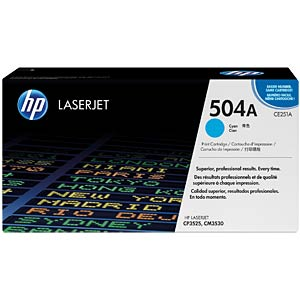 Toner for HP Colour LaserJet CM3530, CP3525 HEWLETT PACKARD CE251A