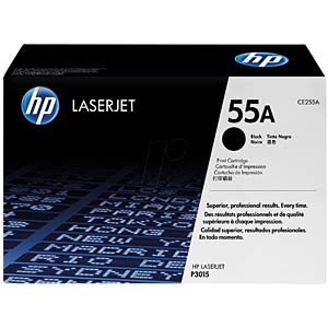 Toner for HP LaserJet P3015 HEWLETT PACKARD CE255A