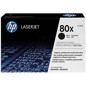 Black toner for LJ Pro 400 HEWLETT PACKARD CF280X