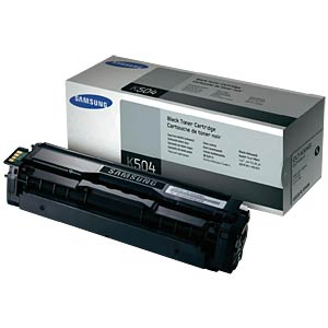 Toner - Samsung - schwarz - K504S - original SAMSUNG CLT-K504S/ELS