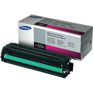 Toner - Samsung - magenta - M504S - original SAMSUNG CLT-M504S/ELS