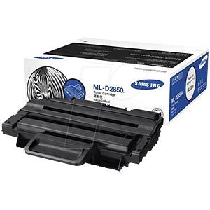 Toner for SAMSUNG ML-2850N/2851ND, black SAMSUNG ML-D2850A/ELS