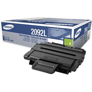 Toner for SAMSUNG SCX-4824/-28…, black SAMSUNG MLT-D2092L/ELS