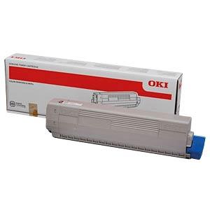 Toner - OKI - magenta - original OKI 46508710