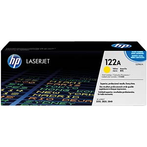 Toner for HP LaserJet Color 2550/2840, yellow HEWLETT PACKARD Q3962A