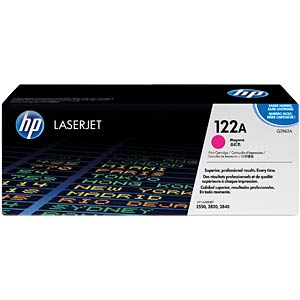 Toner for HP LaserJet Color 2550/2840, magenta HEWLETT PACKARD Q3963A