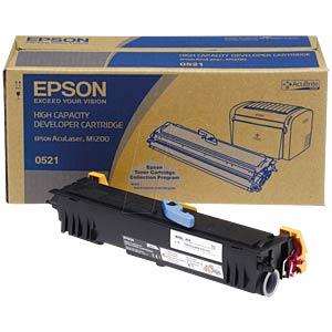 Toner - Epson - schwarz - original EPSON C13S050521