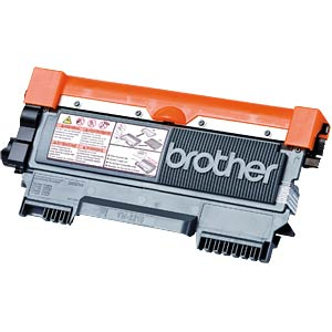 Toner - Brother - schwarz - TN-2210 - original BROTHER TN2210