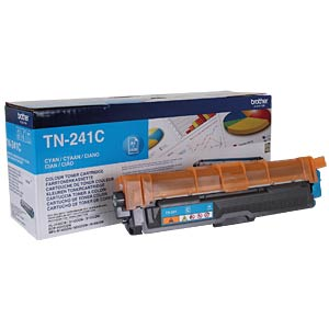 Toner - Brother - cyan - TN-241 - original BROTHER TN241C