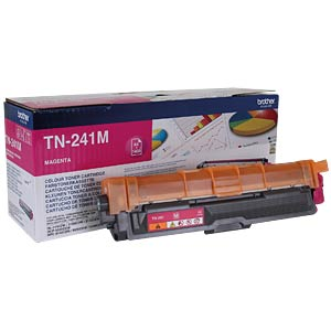 Toner - Brother - magenta - TN-241 - original BROTHER TN241M
