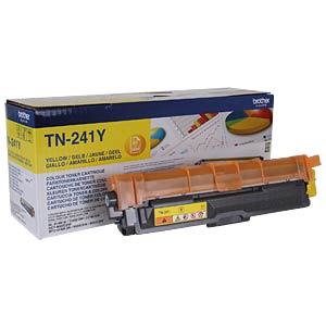 Toner - Brother - gelb - TN-241 - original BROTHER TN241Y