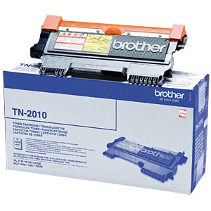 Toner - Brother - schwarz - TN-2010 - original BROTHER TN2010