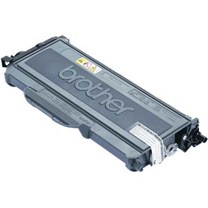 Toner - Brother - schwarz - TN-2110 - original BROTHER