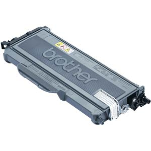 Toner - Brother - schwarz - TN-2120 - original BROTHER TN-2120