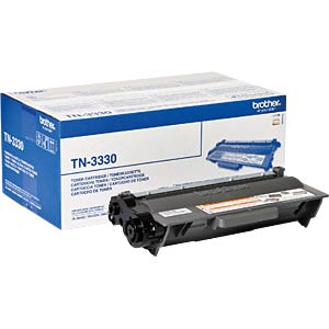 Toner - Brother - schwarz - TN-3330 - original BROTHER TN-3330
