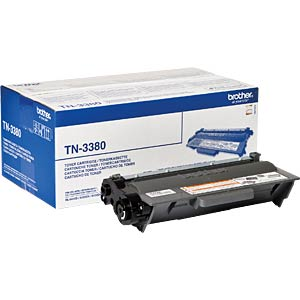 Toner - Brother - schwarz - TN-3380 - original BROTHER TN-3380