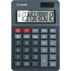 CANON AS-120II - Mini-Tischrechner
