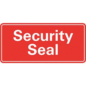 Sicherheitssiegel, 7310, 78x38mm, rot AVERY ZWECKFORM 7310