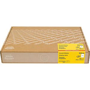 Versandetiketten,199,6x143,5mm, weiß AVERY ZWECKFORM 8018-300