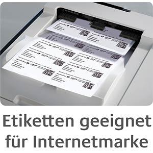 Adressetikett, Versandetiketten, wasserfest, 99,1 x 57 mm, 250 S AVERY ZWECKFORM L7992-25