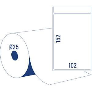 Thermodirekt Versandetiketten, 102x152mm AVERY ZWECKFORM TD8050-25
