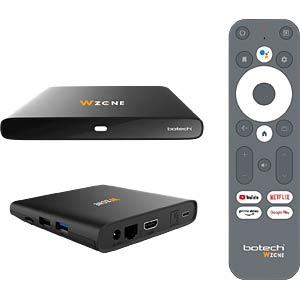 BOTECH WZONE - Streaming Box
