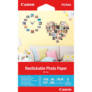 CANON 3635C002 - Wiederaufklebbare Foto-Sticker