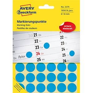 AVZ 3375 - Markierungspunkte