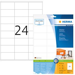 HERMA 8638 - PREMIUM Etiketten A4