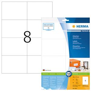 HERMA 8645 - PREMIUM Etiketten A4