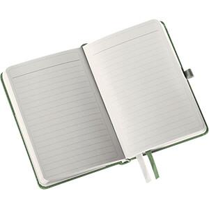 Leitz Notizbuch A6 liniert, Hardcover, grün LEITZ 44890053