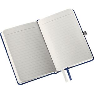 Leitz Notizbuch A6 liniert, Hardcover, blau LEITZ 44890069